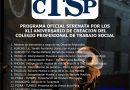 Serenata por el XLI Aniversario CTSP