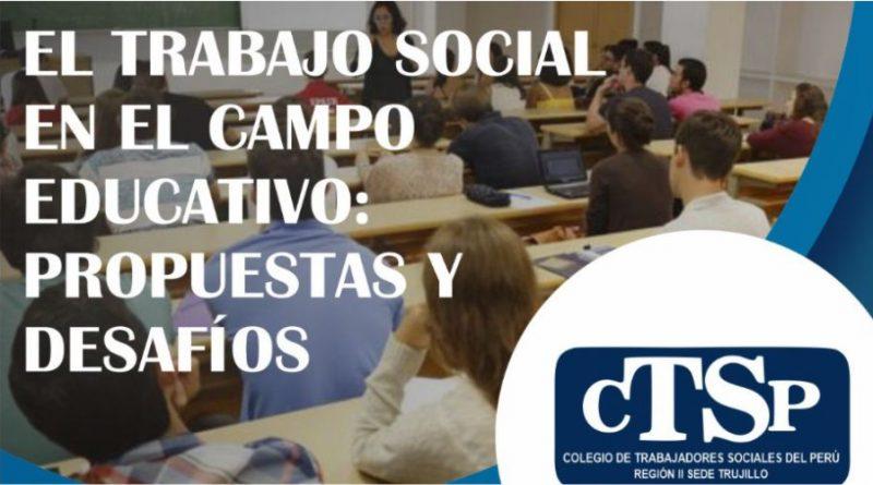 Curso: El Trabajo Social en el Campo Educativo: Propuestas y Desafíos